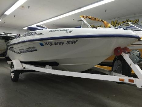 2000 Sea-Doo Sportster Le