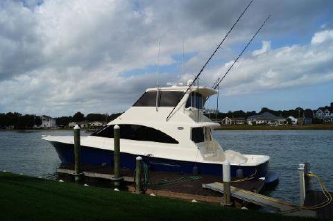 2002 Ocean Yachts 62 Super Sport
