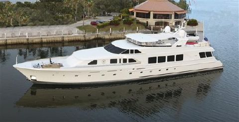 2000 Christensen Yachts MOTORYACHT