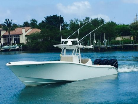 2008 Yellowfin 36 Center Console