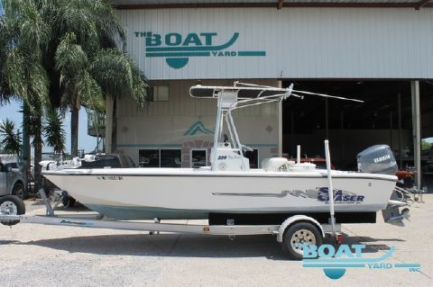2003 Sea Chaser 220