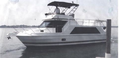 1995 HARBOR MASTER 400 Pilothouse Motoryacht