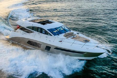 2017 Sea Ray L650 Manufacturer Provided Image