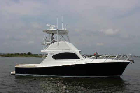 2016 Ocean Yachts 37 Billfish Profile