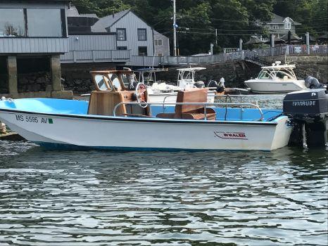 1967 Boston Whaler 17 Sakonnet