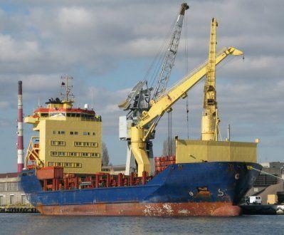 1998 Custom General Cargo Vessel