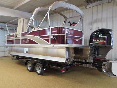 2015 G3 Boats SunCatcher Elite 324 RS