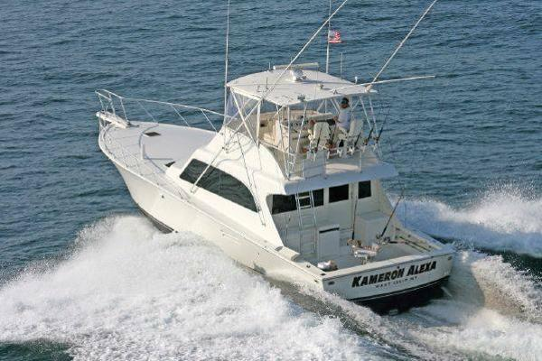 1995 Post Marine 50