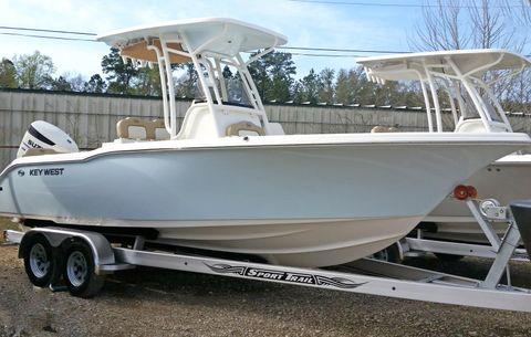 2017 Key West Boats, Inc. 239FS
