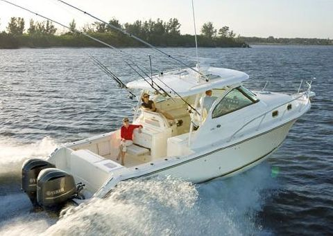 2011 Pursuit OS 345 Offshore Manufacturer Provided Image