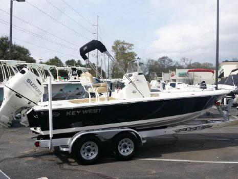 2017 Key West Boats, Inc. 210BR