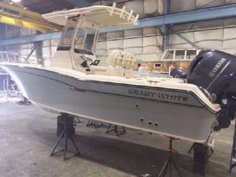 2018 Grady-White Fisherman 257