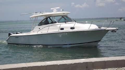 2012 Pursuit 345 Offshore