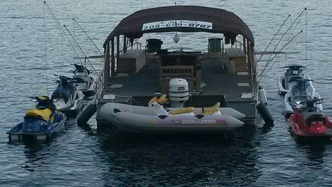 2015 Custom Catamaran Ferry Day Cruiser