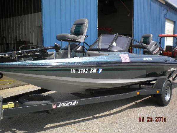 1998 Javelin 389 F/S