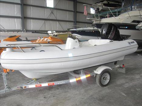 2013 Mercury Boats Inflatable M400