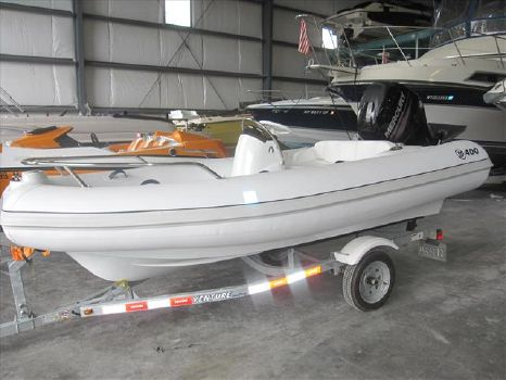 2013 Mercury Boats Inflatable M400