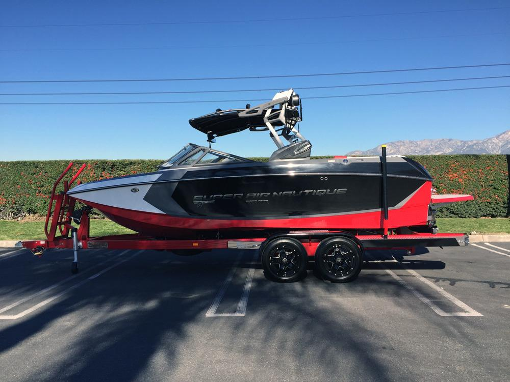 2016 Nautique Super Air Nautique G21 Coastal
