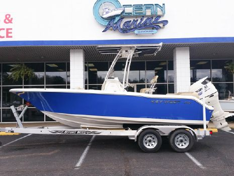2017 Key West Boats, Inc. 203FS