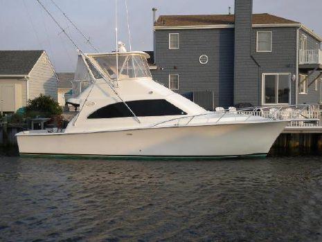 1997 Ocean Yachts 40 Super Sport Profile