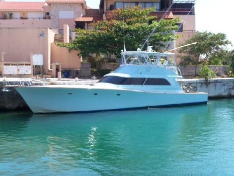 1993 Monterey Custom Sportfish