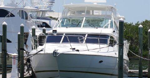 2003 Cruisers 4450 Motor Yacht Profile