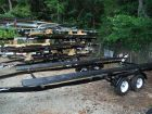 2016 ROAD KING Pontoon Trailers