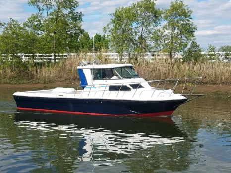 1987 SportCraft Great Lakes Secial