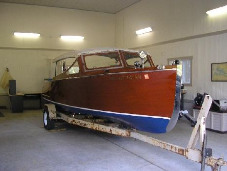 1942 Chris-Craft Deluxe Utility