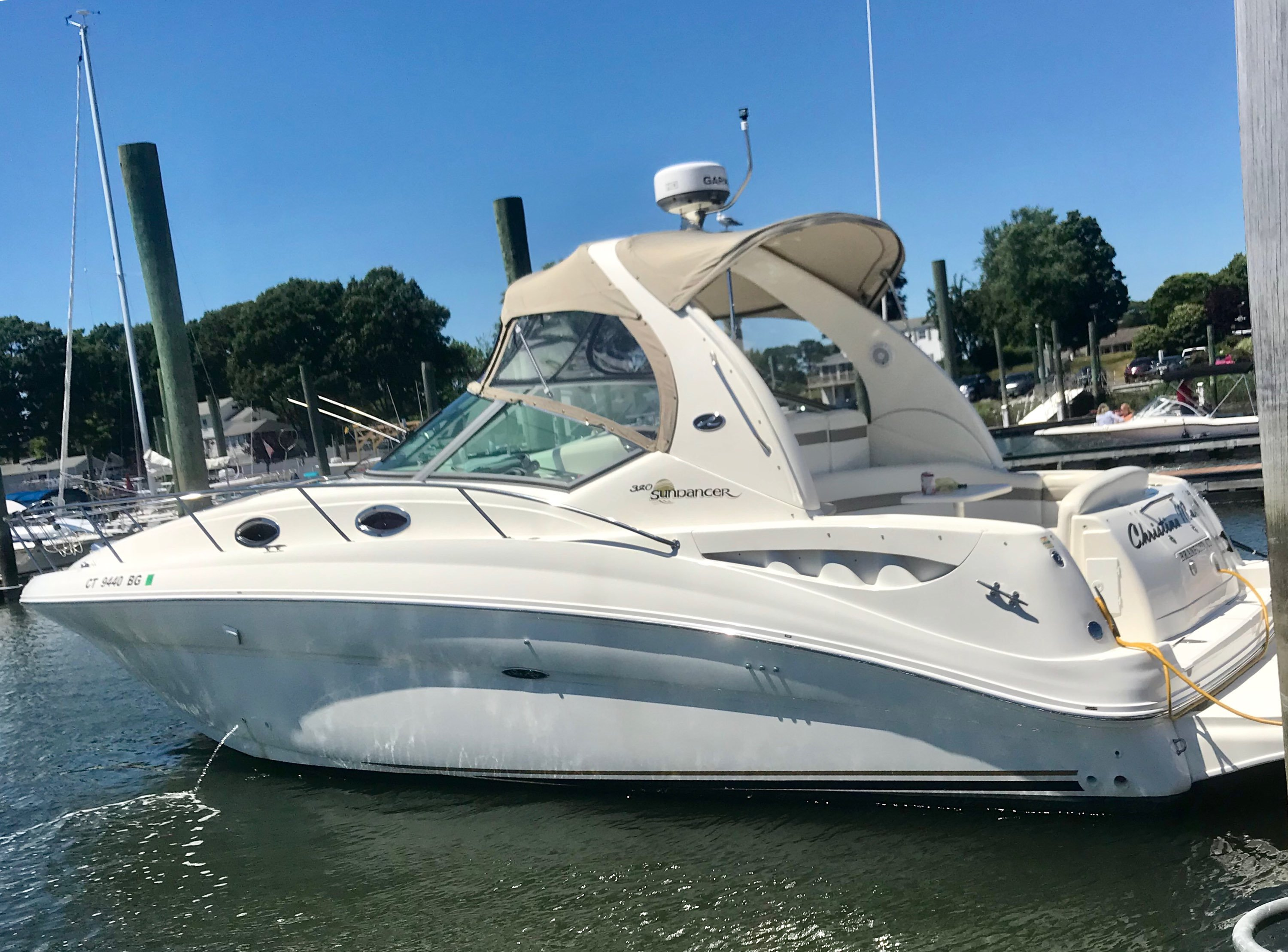 Check Out This 2003 Sea Ray 320 Sundancer On Boattrader Com