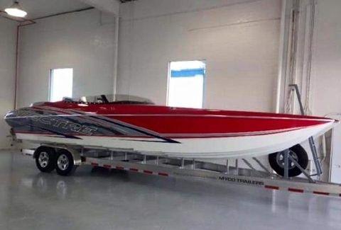 2012 Spectre Catamaran