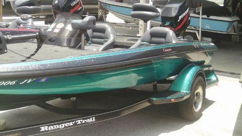 1999 Ranger 518 Vx