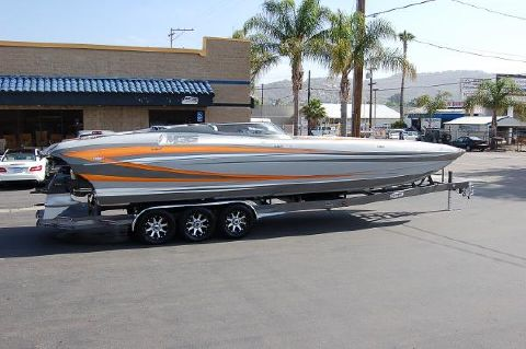 2011 Daves Custom Boats M35
