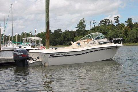 1989 Grady-White 22 Seafarer Yamaha