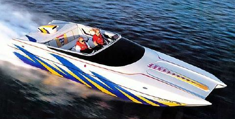 1999 Advantage 28 Sport Cat