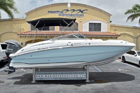 2017 Hurricane SUNDECK SD 2400 OB