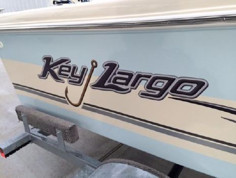 2016 Key Largo 1800CC