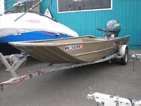2012 G3 Jon Boat 1860 VBW