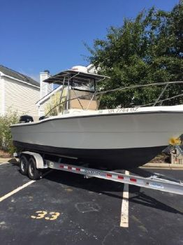 1990 PURSUIT 2350 Center Console