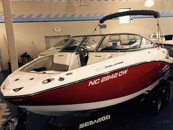 2012 Sea-Doo 210 CHALLENGER SE