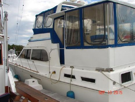1987 Egg Harbor 43 Aft Cabin