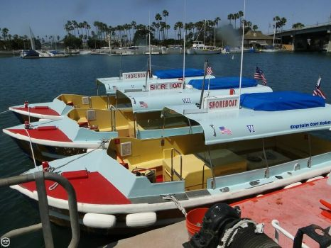 1975 Seaway Boats Company Custom 26' Water Taxi 1975 Seaway Boats Company Custom 26' Water Taxi for sale in Long Beach, CA