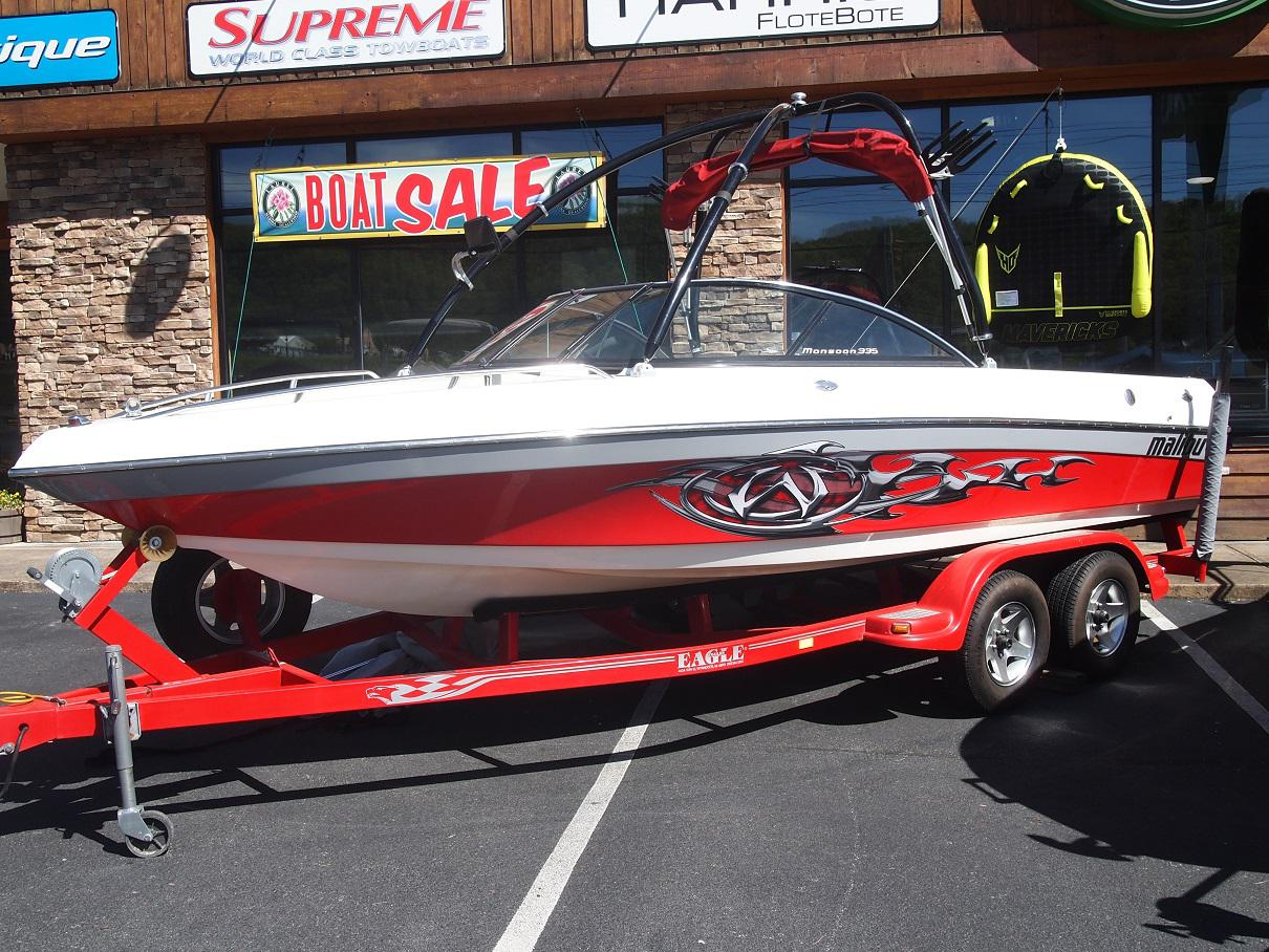 2003 Malibu Boats LLC Wakestetter 21 XTi