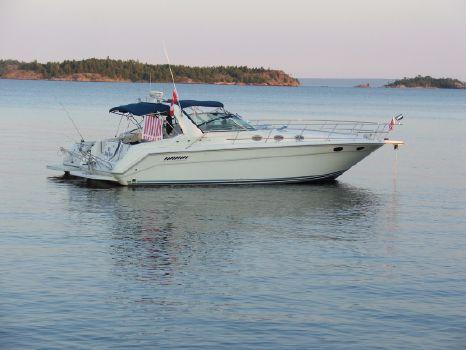 1994 Sea Ray 370 Sundancer