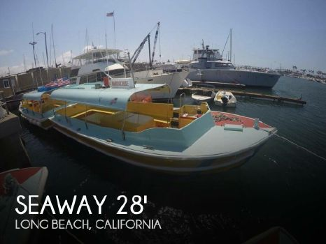 1975 Seaway Boats Company Custom 28' Water Taxi 1975 Seaway Boats Company Custom 28' Water Taxi for sale in Long Beach, CA