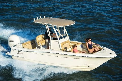 2017 Scout 215 XSF 215XSF Scout Boat For Sale