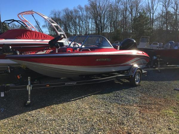2013 Stratos Boats 486 SF