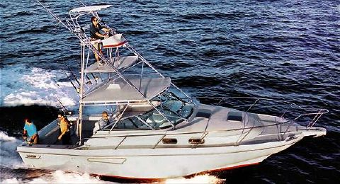 2000 Boston Whaler 34 Defiance Manufacturer Provided Image