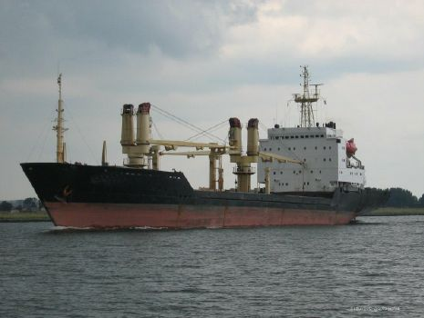 1988 Custom Cargo Vessel