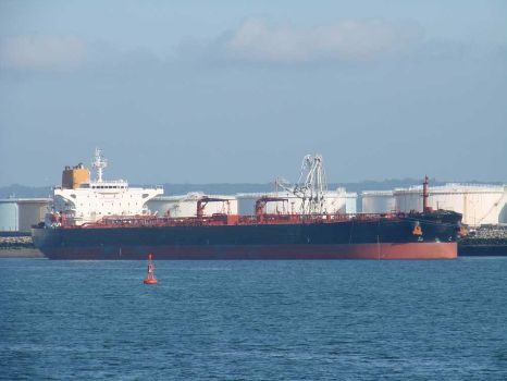 2008 Custom Double Hull Crude Oil/ Oil Products Tanker